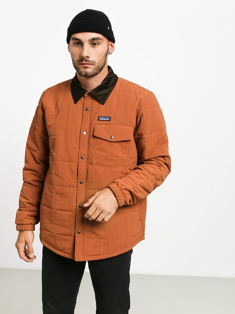Bunda Patagonia Isthmus Quilted (sisu brown)