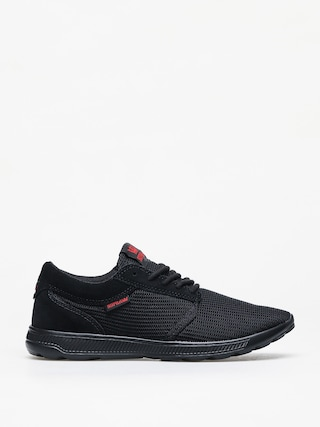 Boty Supra Hammer Run (black/risk red black)