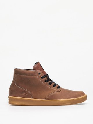 Boty Emerica Romero Laced High (brown/black/gum)