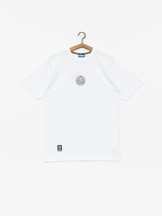 Tričko MassDnm Base Small Logo (white)