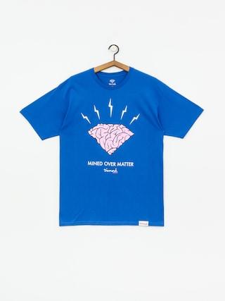 Tričko Diamond Supply Co. Headstrong (blue)