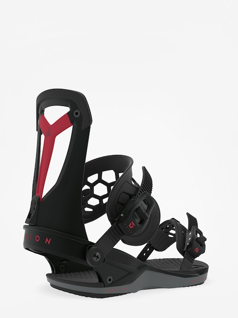 Snowboardová vázání Union Falcor (black)