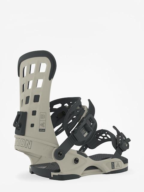 Snowboardová vázání Union Atlas (bone)