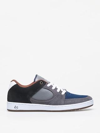 Boty Es Accel Slim (grey/blue/gum)
