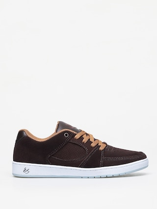Boty Es Accel Slim (brown/blue)
