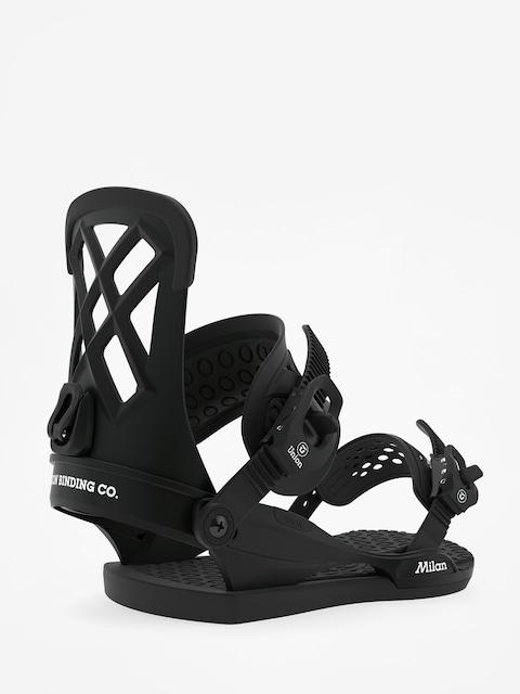 Snowboardová vázání Union Milan Wmn (black)