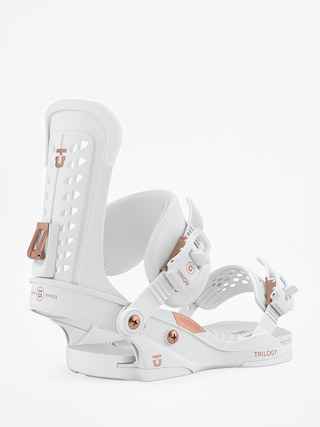 Snowboardovu00e1 vu00e1zu00e1nu00ed Union Trilogy Wmn (white)