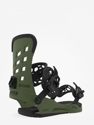 Snowboardovu00e1 vu00e1zu00e1nu00ed Union Str (matte green)