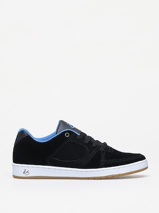 Boty Es Accel Slim (black/white/royal)