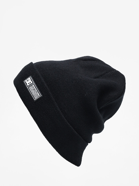 Čepice DC Label (black)