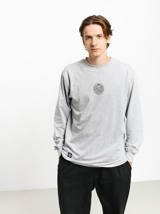 Triko MassDnm Base Small Logo (light heather grey)