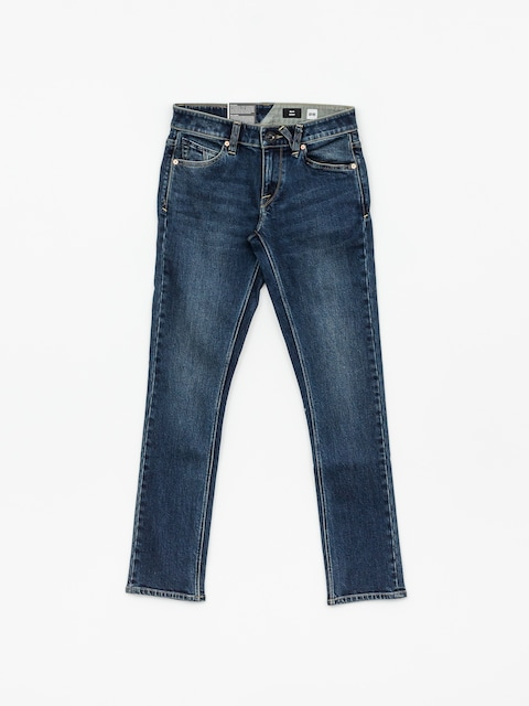 Kalhoty Volcom 2X4 Denim (medium blue wash)