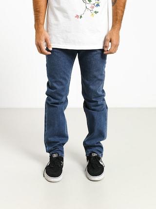 Kalhoty MassDnm Classics Jeans Straight Fit (blue)