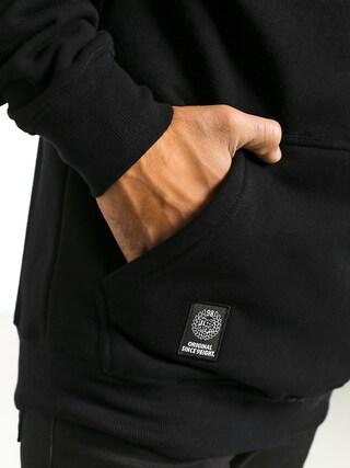 Mikina s kapucí MassDnm Replay HD (black)