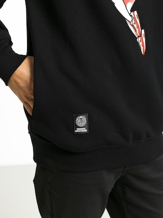 Mikina s kapucí MassDnm Always HD (black)