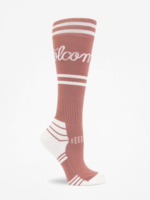 Ponožky Volcom Sherwood Wmn (mve)