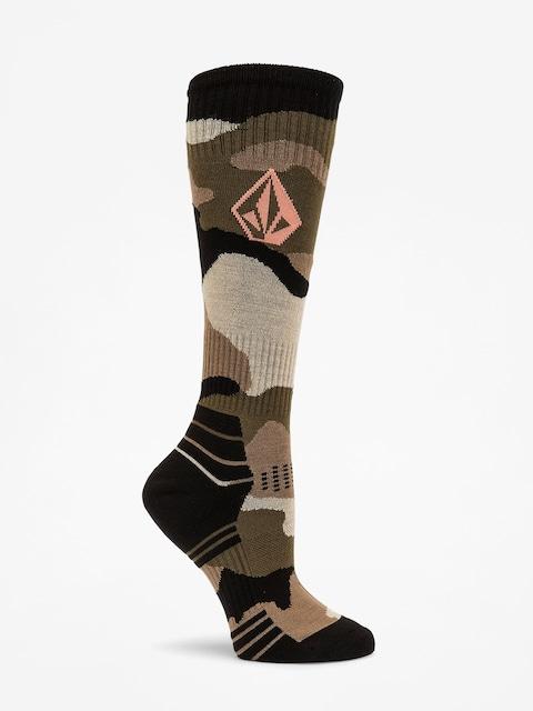 Ponožky Volcom Ttt Wmn (fdr)