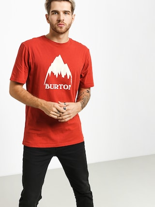 Tričko Burton Classic Mtn Hgh (tandori)