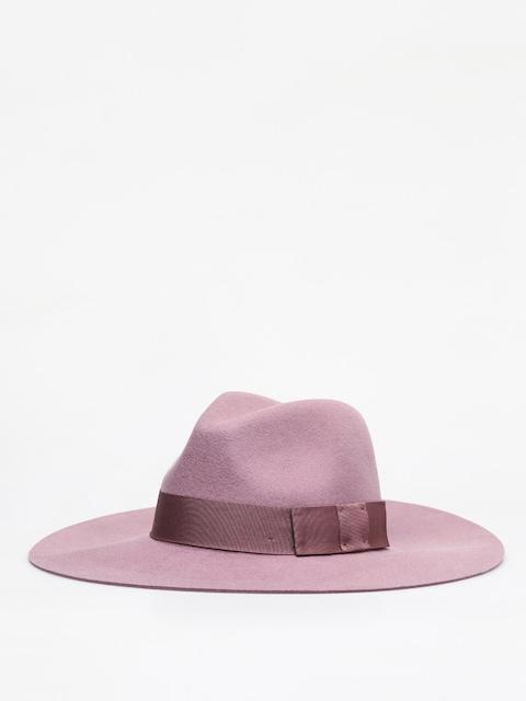 Klobouk Brixton Piper Hat Wmn (mauve)
