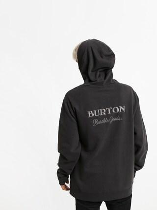 Mikina s kapucu00ed Burton Durable Goods HD (phantom)