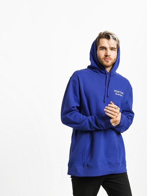 Mikina s kapucí Burton Durable Goods HD (royal blue)