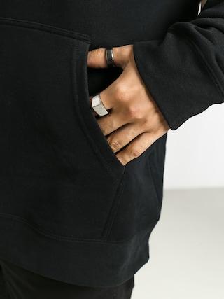Mikina s kapucí Burton Vault HD (true black)