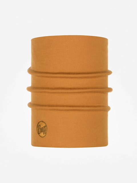 Šátek Buff Heavyweight Merino Wool (solid camel)