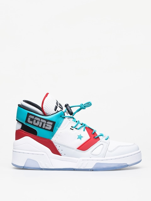 Boty Converse Erx 260 Mid (white/turbo green/enamel red)