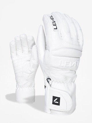 Rukavice Level Rs (white)