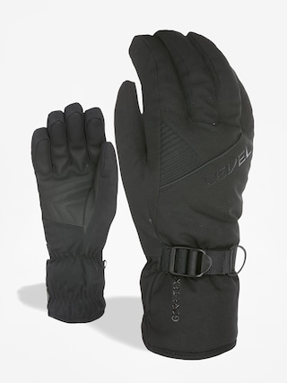 Rukavice Level Trouper Gore Tex (black)