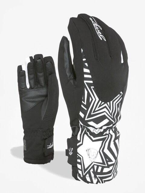 Rukavice Level Alpine Wmn (ninja black)