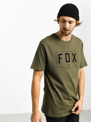 Triu010dko Fox Shield (olv grn)