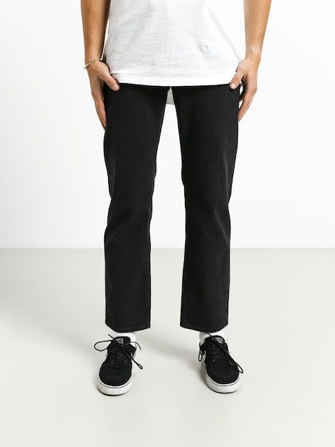Kalhoty DC Worker Relaxed (vintage black)