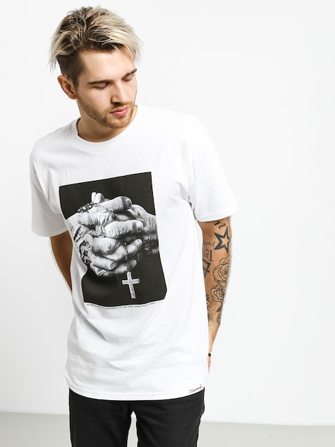 Tričko Diamond Supply Co. Mercy (white)