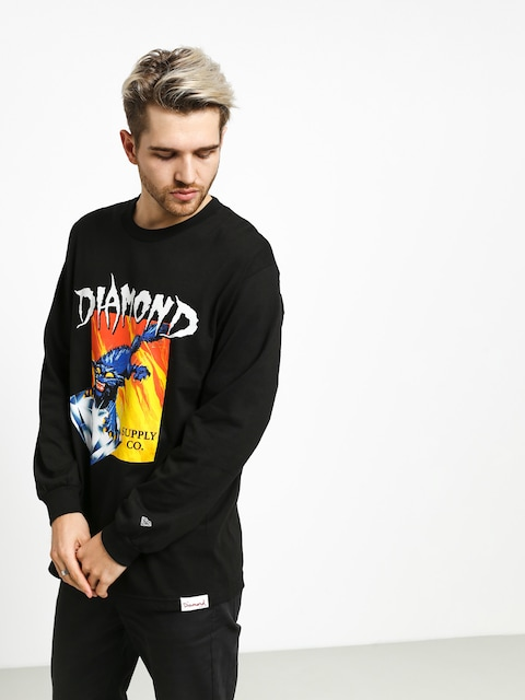 Triko Diamond Supply Co. Greed (black)
