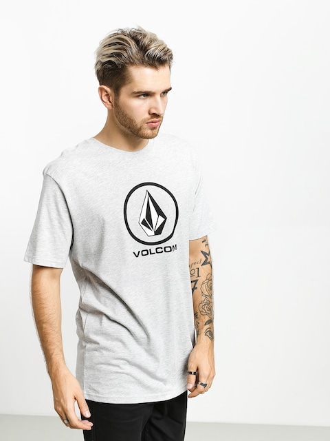 Tričko Volcom Crisp Stone Bsc (heather grey)