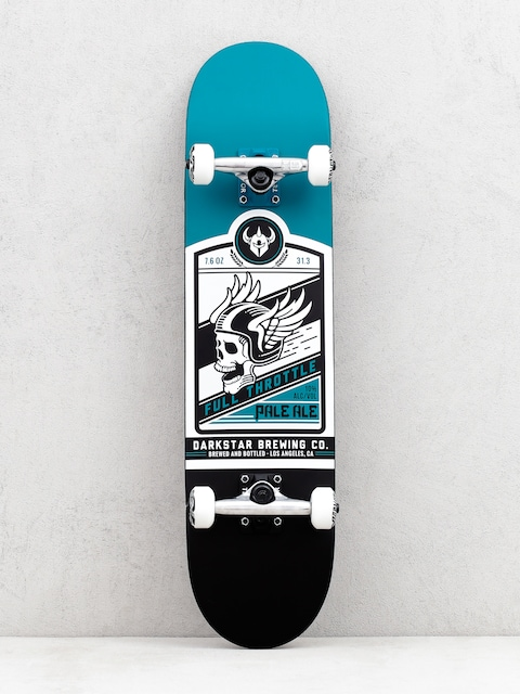 Skateboard Darkstar Full Throttle (matte teal)
