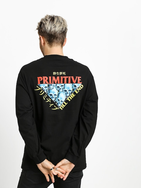 Triko Primitive Till The End (black)