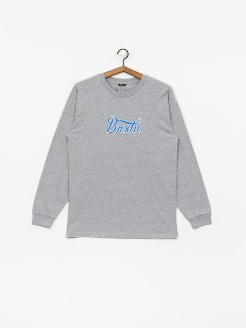 Triko Brixton Stith VI Stt (heather grey)