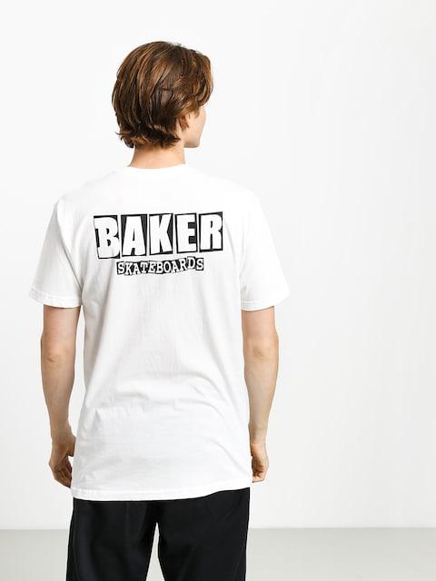 Tričko Baker Brand Logo Dubs