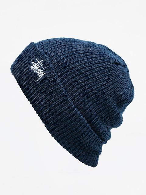 Čepice Stussy Basic Cuff (navy)