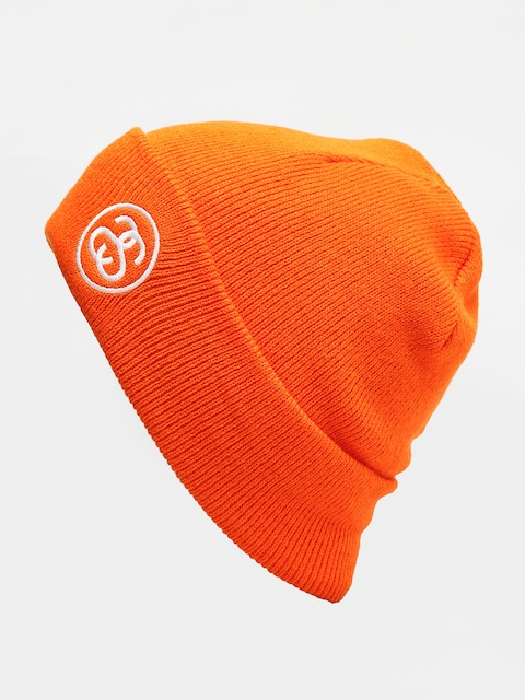 Čepice Stussy Link Cuff (athletic orange)