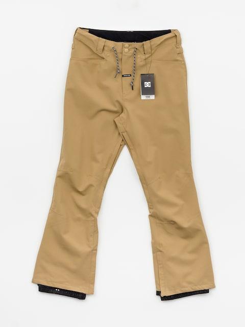 Snowboardové kalhoty  DC Relay (kelp)