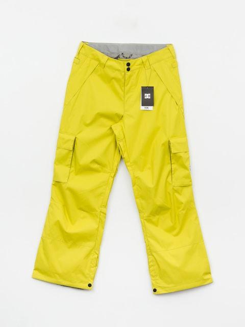 Snowboardové kalhoty  DC Banshee (warm olive)
