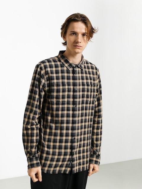 Košile Vans Alameda II (khaki)