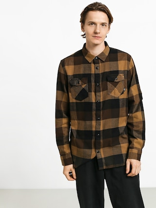 Kou0161ile Vans Box Flannel (black/dirt)