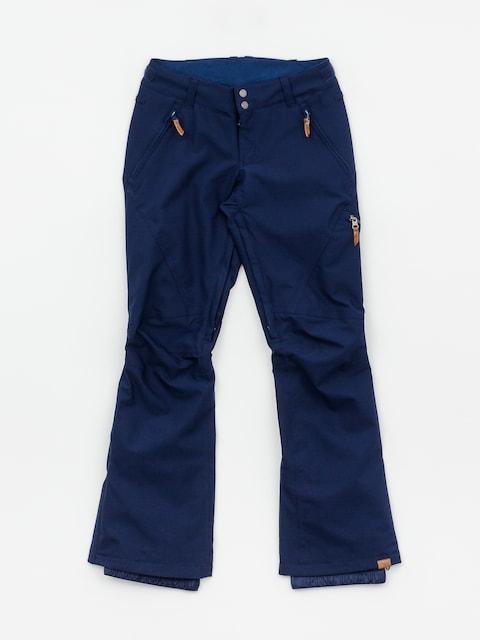 Snowboardové kalhoty  Roxy Cabin Wmn (medieval blue)