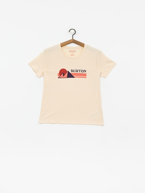 Tričko Burton Ashmore Wmn (creme brulee)