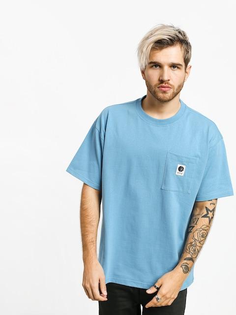 Tričko Polar Skate Pocket (blue)