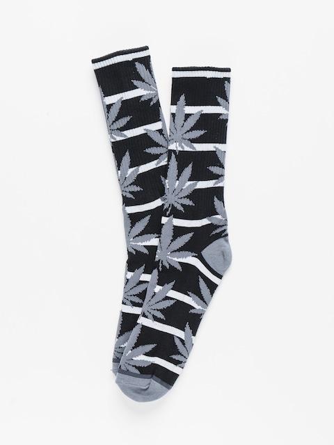 Ponožky HUF North Plantlife (black)